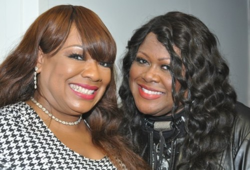 R&B Divas Shirley Murdoch and Cheryl Pepsii Riley Perform for Packed House at Birmingham Museum of Art